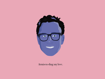 Armisen-ding my Love portlandia illustration