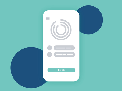 Booking Confirmation Animation booking page app design ui interaction interaction interactive design motion graphics motion design sports app sports design booking app booking confirmation sports animation animation design animation after effects animation 2d animation