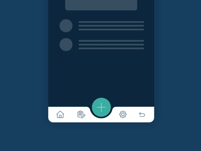 Media Selector Liquid Animation ui motiongraphics animation after effects animation design motion design animation interface ui  ux mediaselector liquidmotion liquid animation interaction design uidesign