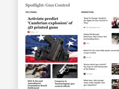 News in Spotlight