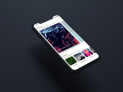 Next version of Movy wallpaper app