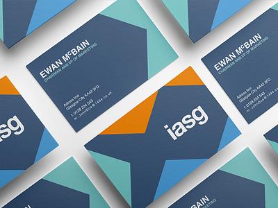 Iasg Museum of Fishing graphic design logo fishing museum logo design branding business cards brand identity design
