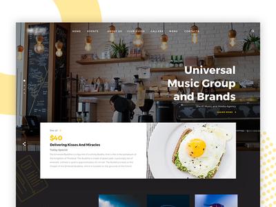 Mezzo Website.