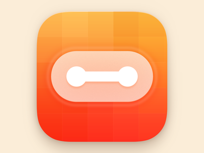Icon_app  ios ui app icon orange