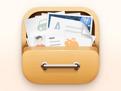 App Icon    icon app ios wood