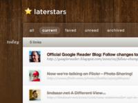 Laterstars Revised