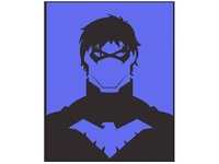 Dick Grayson's Nightwing