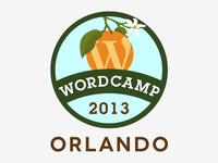 Wordcamp Orlando 2013 Logo