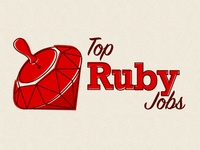 Top Ruby Jobs Logo
