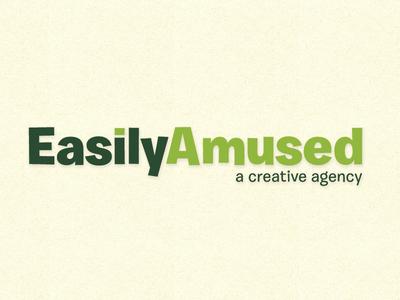 Easily Amused, Inc. branding
