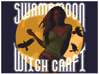 Swamp Moon Witchcraft