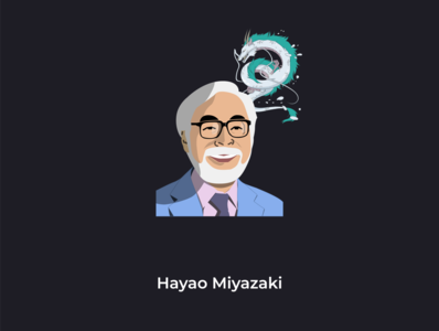 Hayao Miyazaki hayao miyazaki hayaomiyazaki hayao sketch illustration designs icon graphic design design graphic illustrator