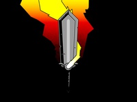 Hellfire Sword