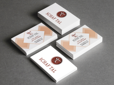 Schaf Tal Business Cards