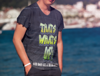 That's What's Up! Podcast T-Shirt