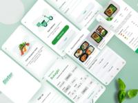 Dieter Food App