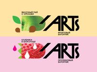 Flavored logo