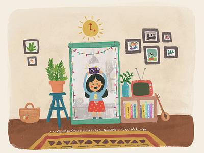 Say Sib kidlitart illustrations illustration
