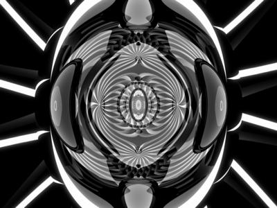"""Echo Chamber"" (256 megapixels)"