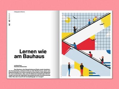 Legacy of Bauhaus education