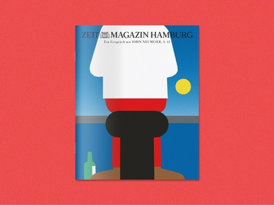 Zeit Magazin Hamburg Cover 2/2