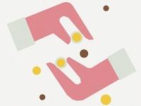 Money Exchange for Cicero Magazine