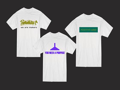 Designer T-shirts branding vector typography animation illustrator illustration design