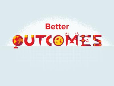 Better Outcomes education illustration explainer video