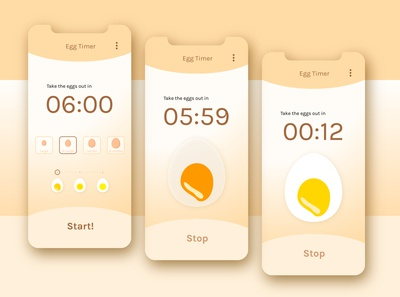 Daily UI::014 Countdown Timer