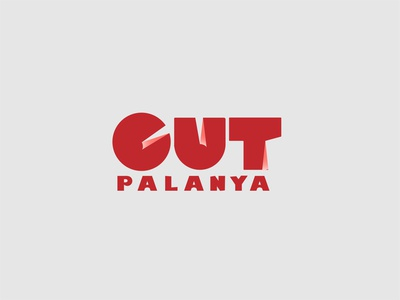 Cut Palanya logo concept