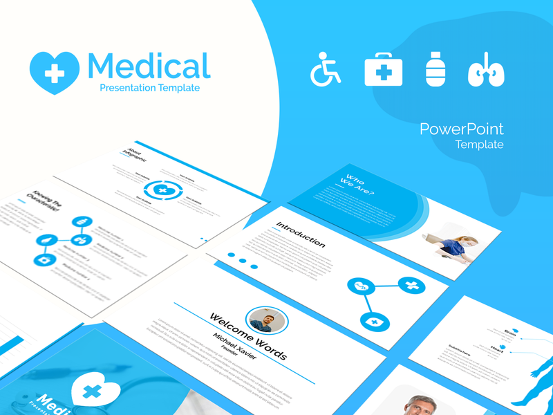 Medical Presentation | PowerPoint Template