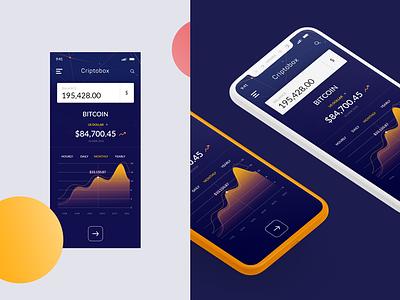Criptobox mobile app wallet app crypto currency