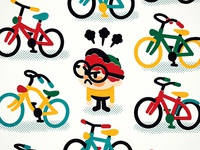 Angry Bicycles