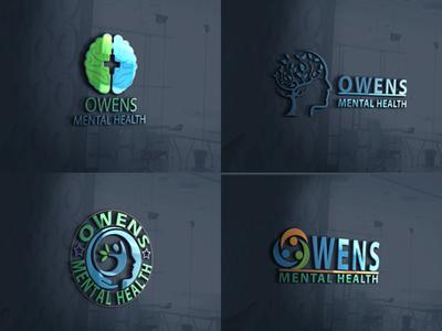 Owens mental hospital  logo
