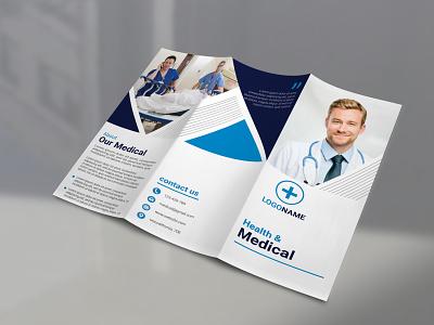 Trifold brochure illustration graphics design magazine design booklet design poster design flyer design brochure design