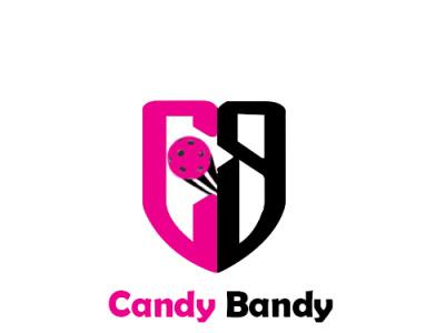 Candy Bandy logo graphics design logo logodesign
