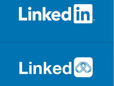 Linkedin Logo Comparison