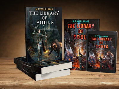 The Library of Souls book cover art book cover ebook cover design ebook design ebook cover cover artwork cover design cover book cover art
