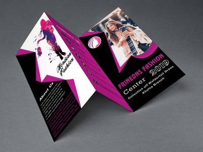 Tri Fold Fachion Brochure triflod brochure business flyer company flyer corporate business flyer flyer templates flyer template flyer designs flyer artwork flyer design flyer corporate flyer fashion brochure company brochure corporate brochure brochure tri-fold brochure template brochure layout brochure mockup brochure design brochure