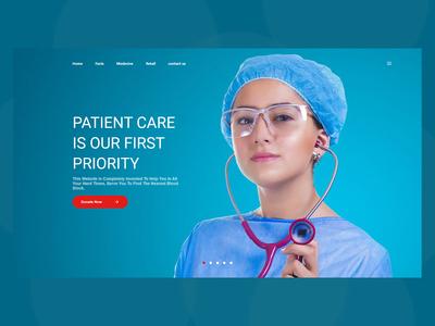 Central Blood Bank website