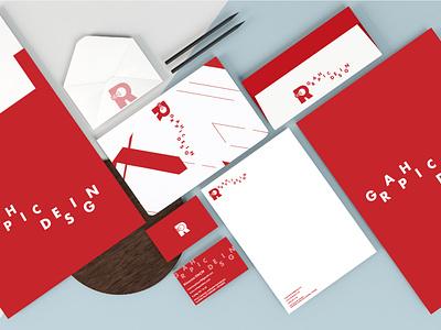 R AJANS- KURUMSAL ajanslogo ajans logodesign illustration design kimlik kurumsal typography logo branding vector adobe illustrator