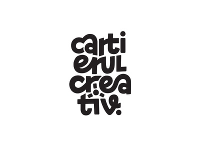 CC mark creative logo lettering