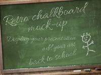 Retro ChalkBoard