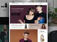 Sound Systems & Headphones Ecommerce