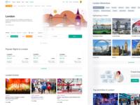 Kiwi.com: Destination Concept