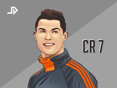CR 7 Vectors