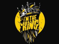 King logo design