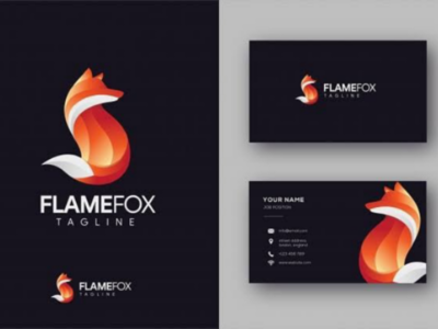 Fox Logo Design logo designer marketing design logo type art illustration modern vector creative graphic design flyer branding jungle wild fox animal adobe artwork logos