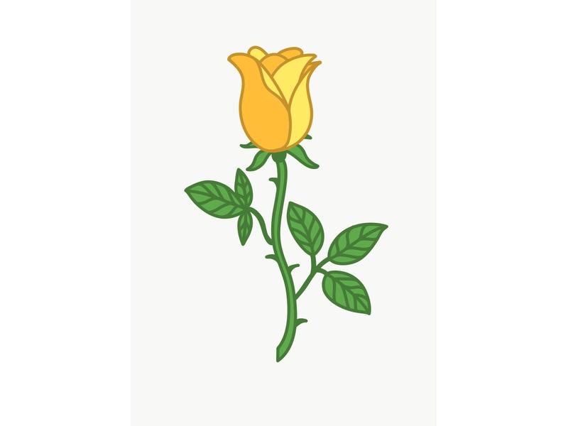 Logo Rose Variations