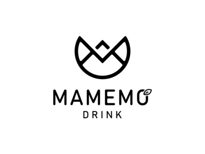 Logo Design • MAMEMO drink